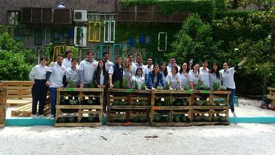 Voluntariado Huerto Ecológico